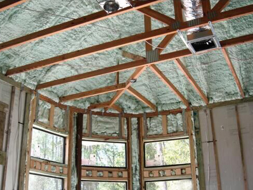 Usage and Instruction of Two Component PU Spray Foam