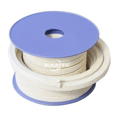 Aramid Fiber Packing with PTFE impregnated