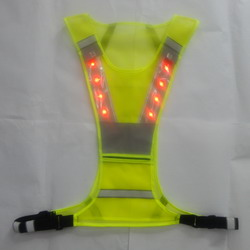 Why not dress like this when cycling in the dark,