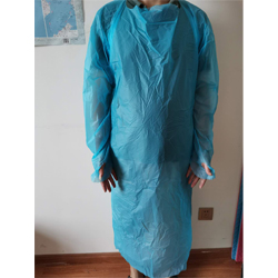 Disposal Isolation Gown