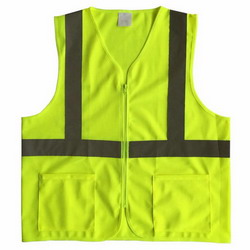 Reflective Safety vest EU 2016/425