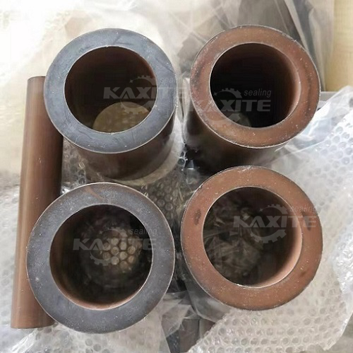 60% Bronze Filled PTFE Tube
