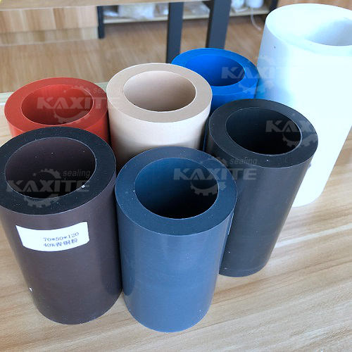 55% Bronze with 5% MoS2 filled PTFE Tube