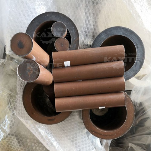60% Bronze Filled PTFE Rod Bar