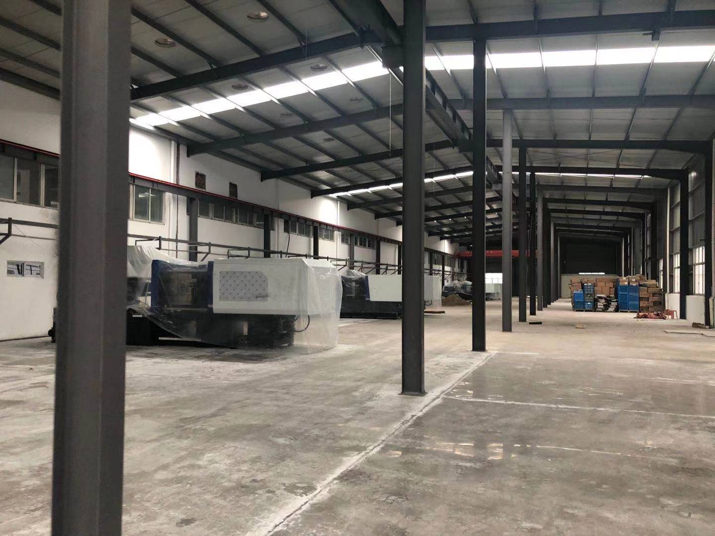 Our factory is about to move!