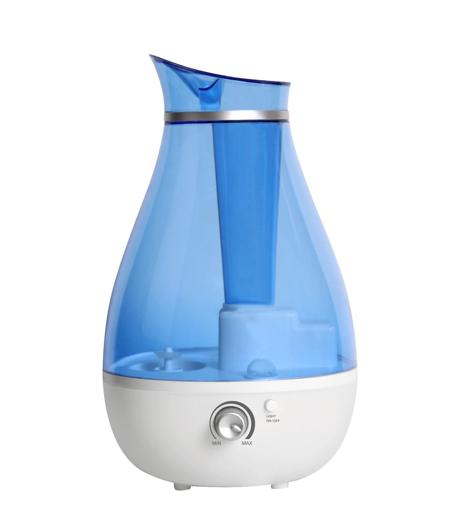 Novo humidificador de aire de xerador de néboa de ultrasóns