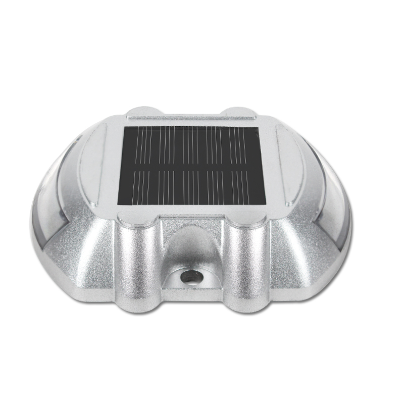 Solar outdoor waterproof driveway warning light