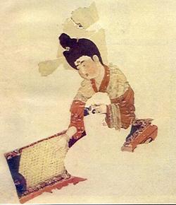 古代中国のゲーム