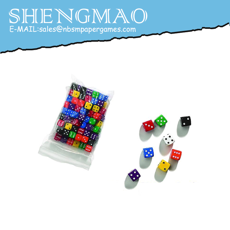 Board game Hars dice