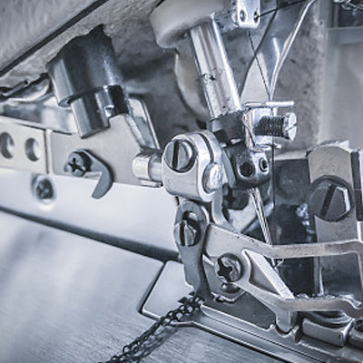 Como selecionar máquinas de costura industriais de alta qualidade