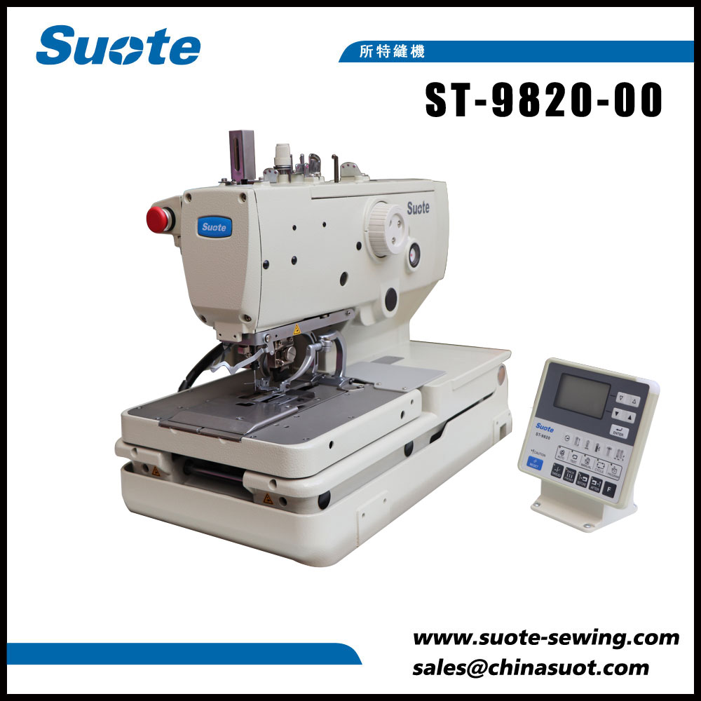 Tipik ng Hole Button Hole Machine