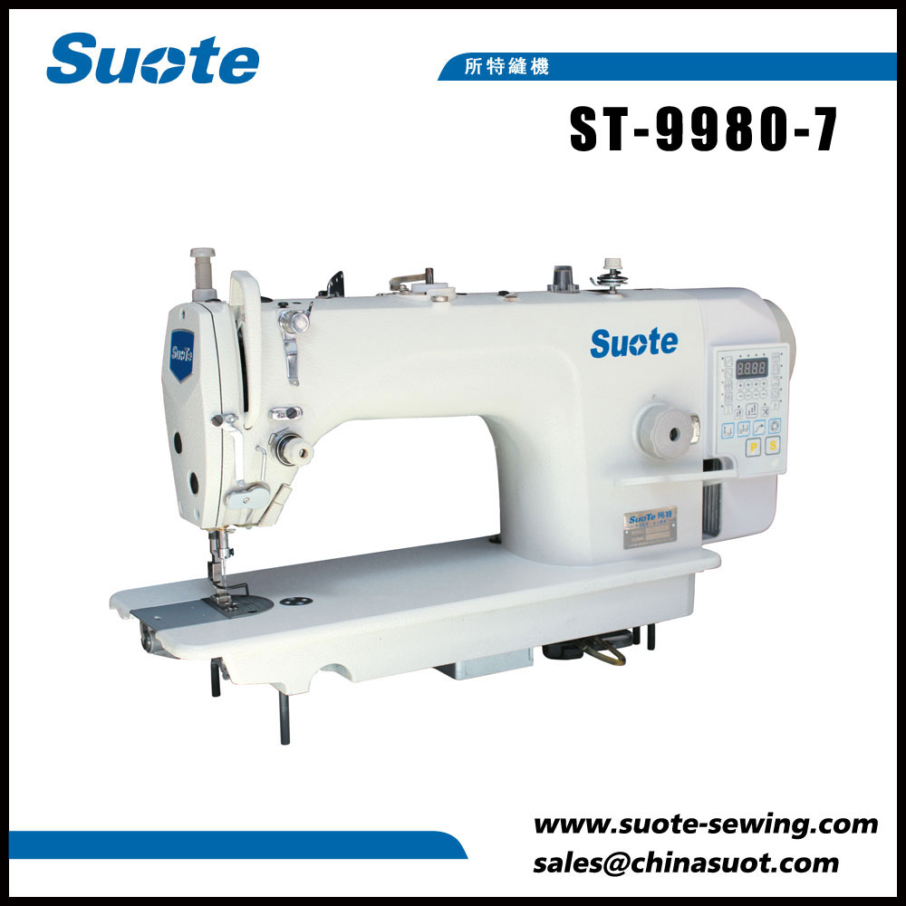 Electronic Lockstitch Industrial Sewing Mahcine, para sa Jeans