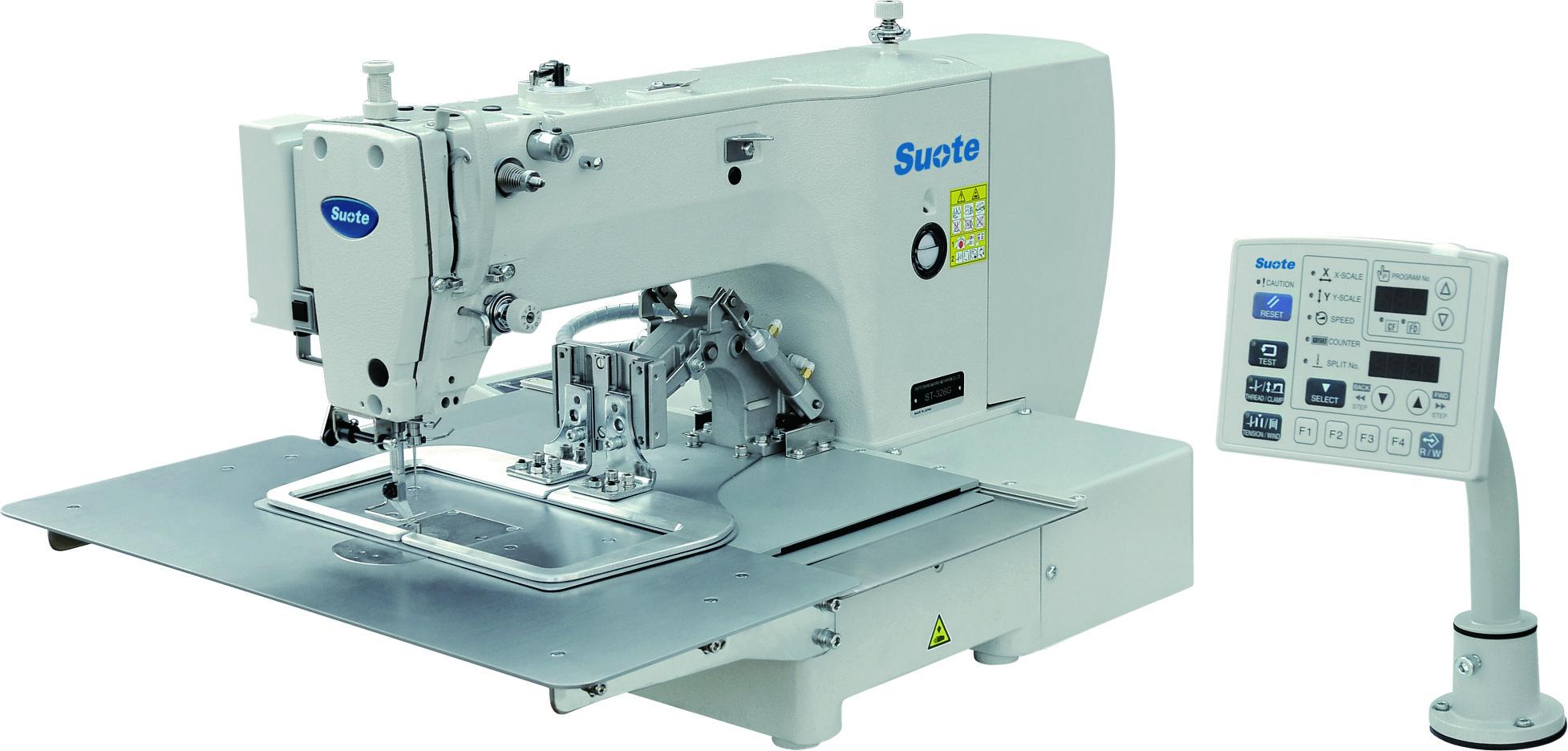 Como elixir unha máquina de costura industrial