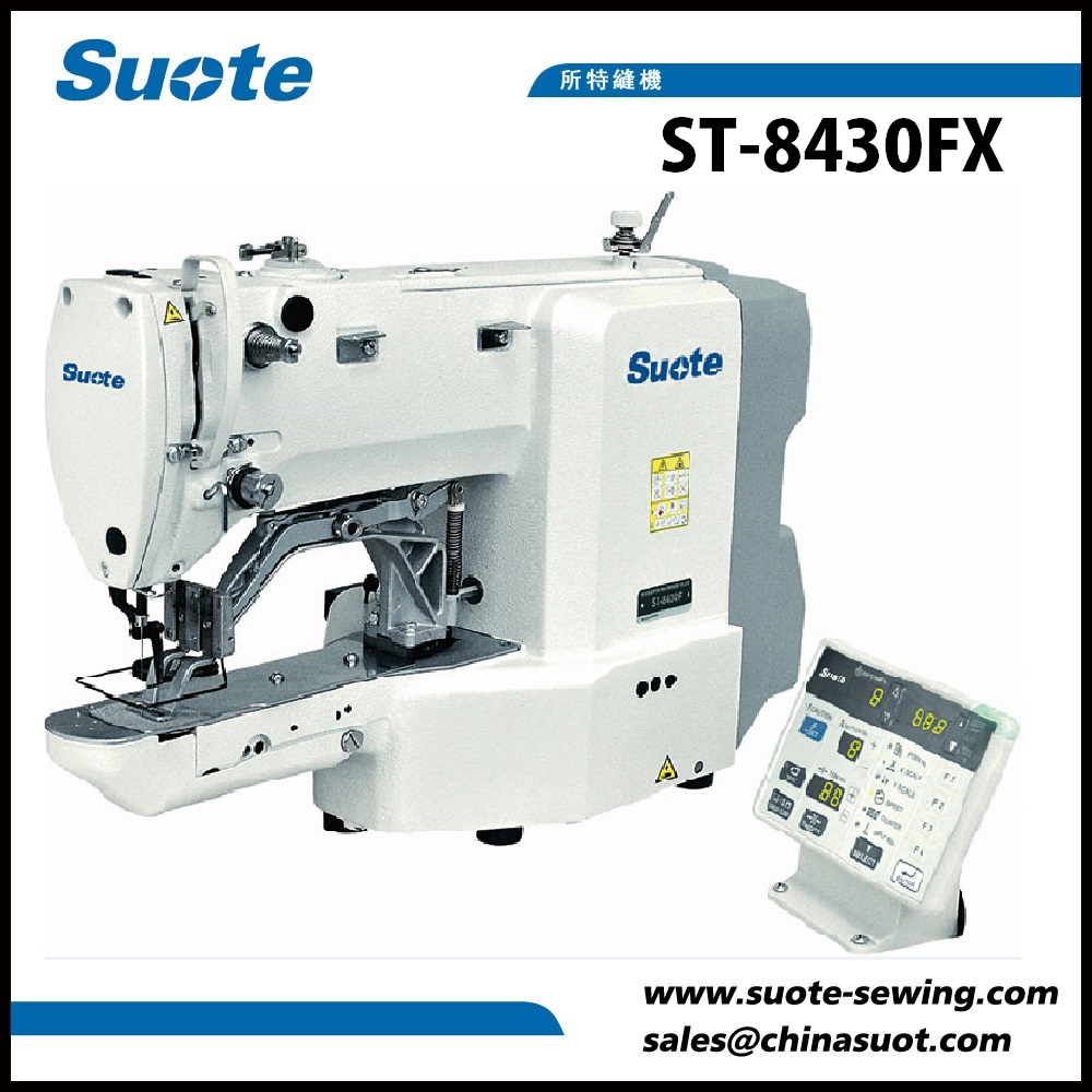 Electronic Bar Tacker Sewing Machine