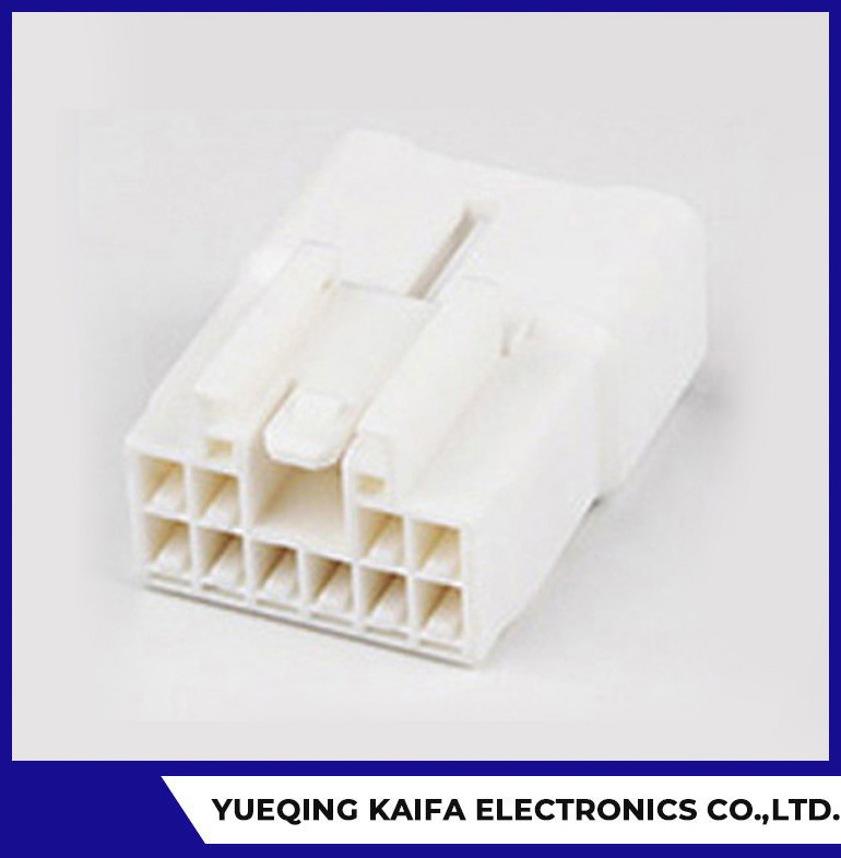 Mto 10 wa Non-Waterproof Connector Kuhusu magari