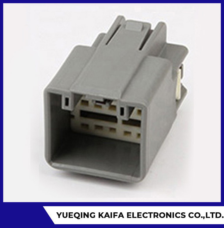 10 Pin Wire Electrical Connector Plug