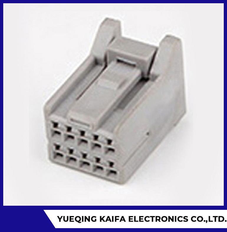 10 Pin Non-Waterproof Car Connector