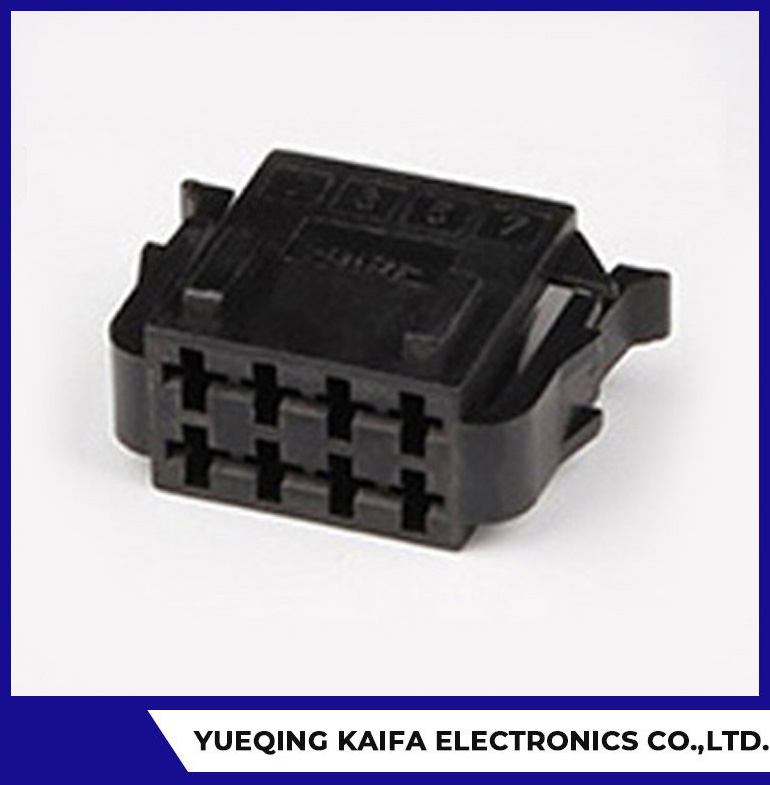 8 Pin Auto Electrical Connector Plug