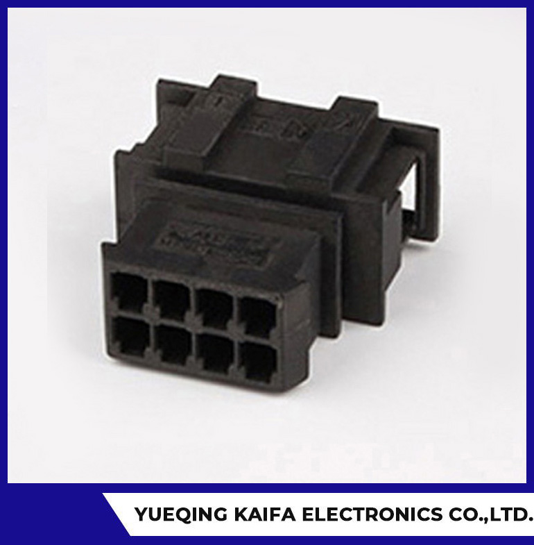 8 Pin Car Electrical Connector Housing