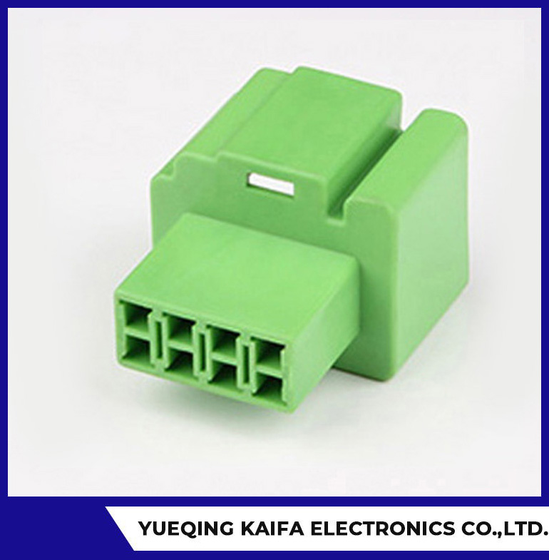 8 Pin Wire Electrical Connector Plug