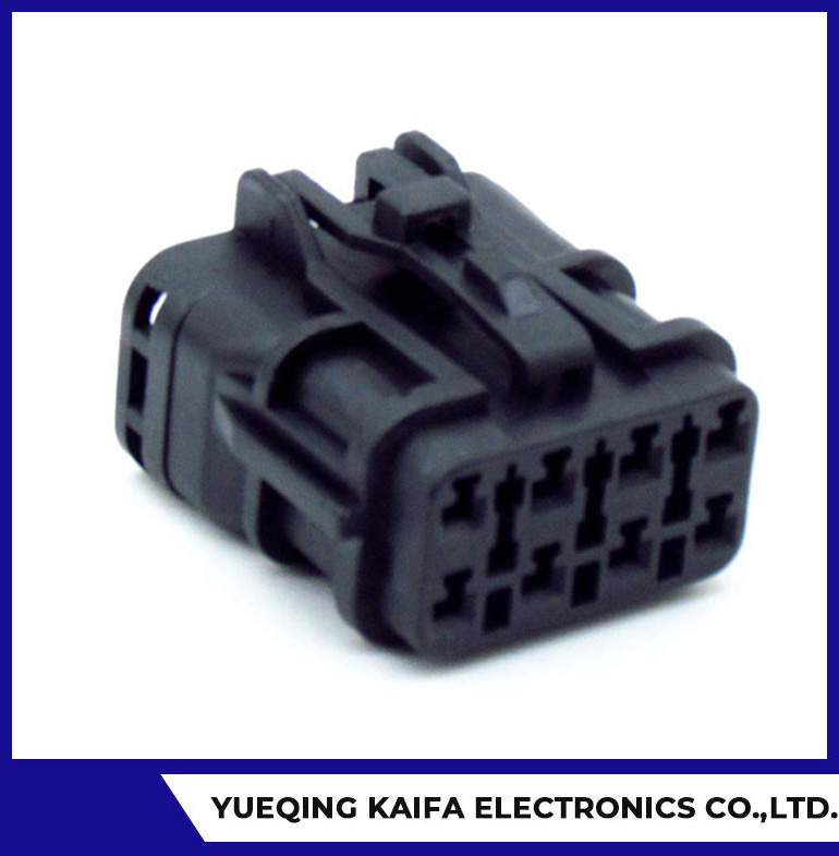 8 Pin Auto Electrical Connector Housing