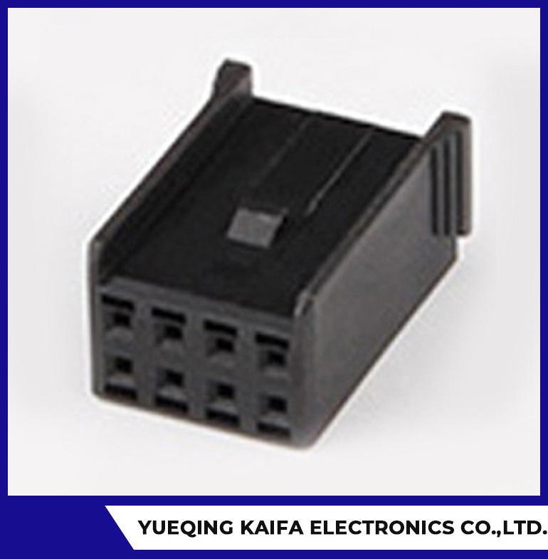 8 Pin Plastic Car Connector Plug