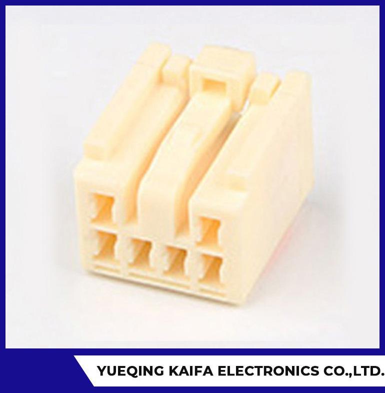 6 Pin Connector ya maji ya maji