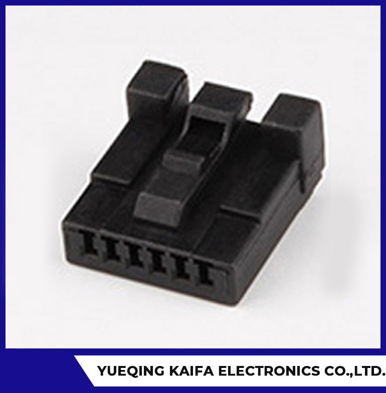 6 Pin Wire Harness Connector