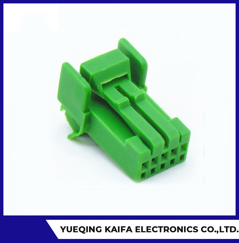 5 Pin Auto Electrical Connector Housing