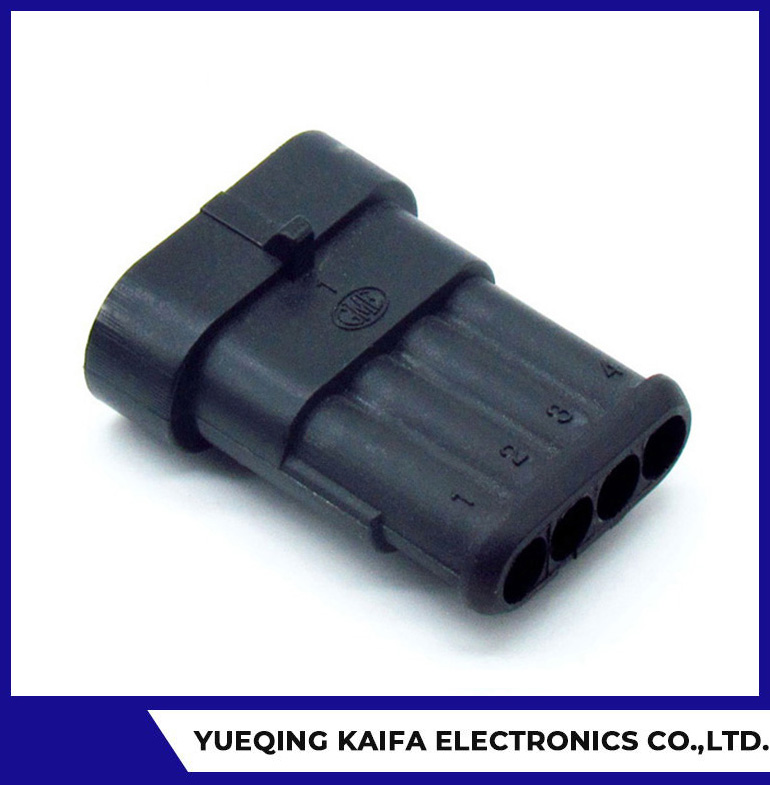 4 Pin Wire Harness Connector