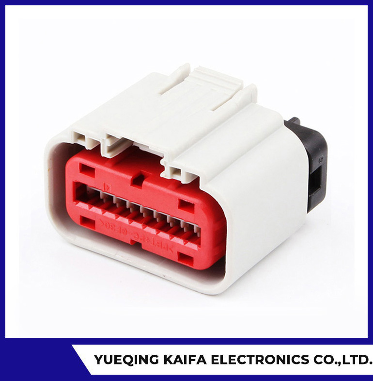 Electric Connector Plug For Car Motor