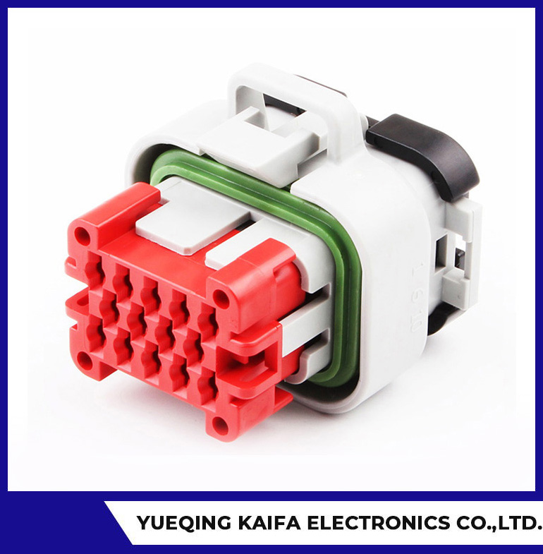 Electrical Wire Automotive Connector Plug