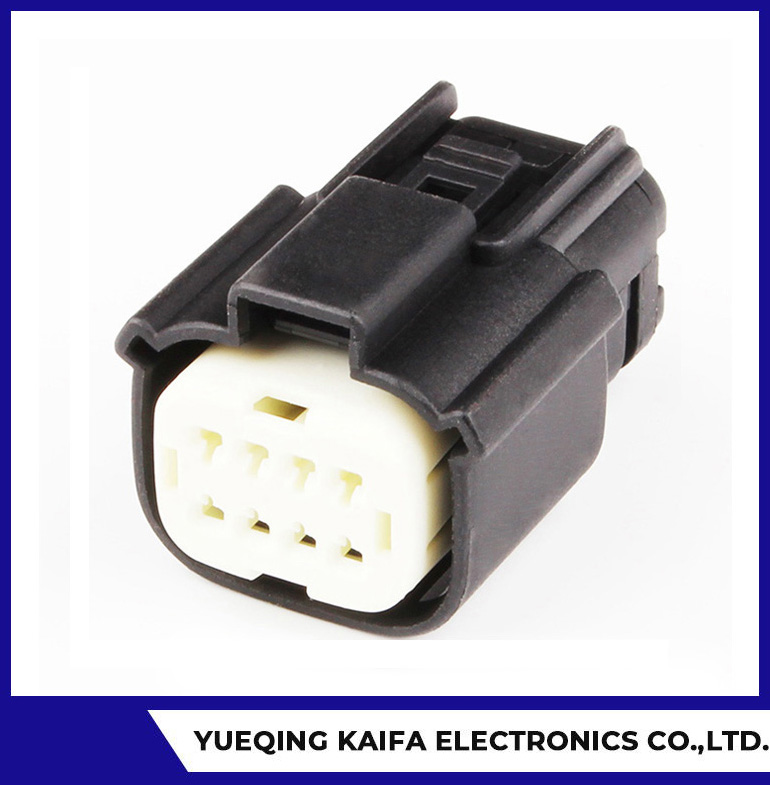 8 Pin Automotive Electrical Wire Connector Plug