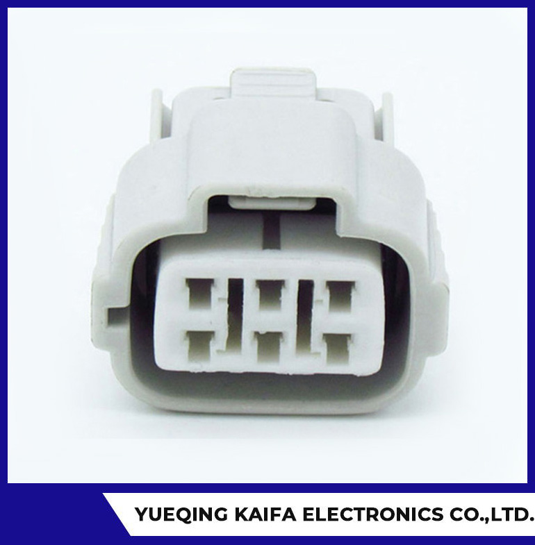 6 Pin 1.8mm Male Waterproof Connector