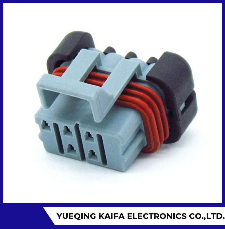 6 Way Wire Cable Connector