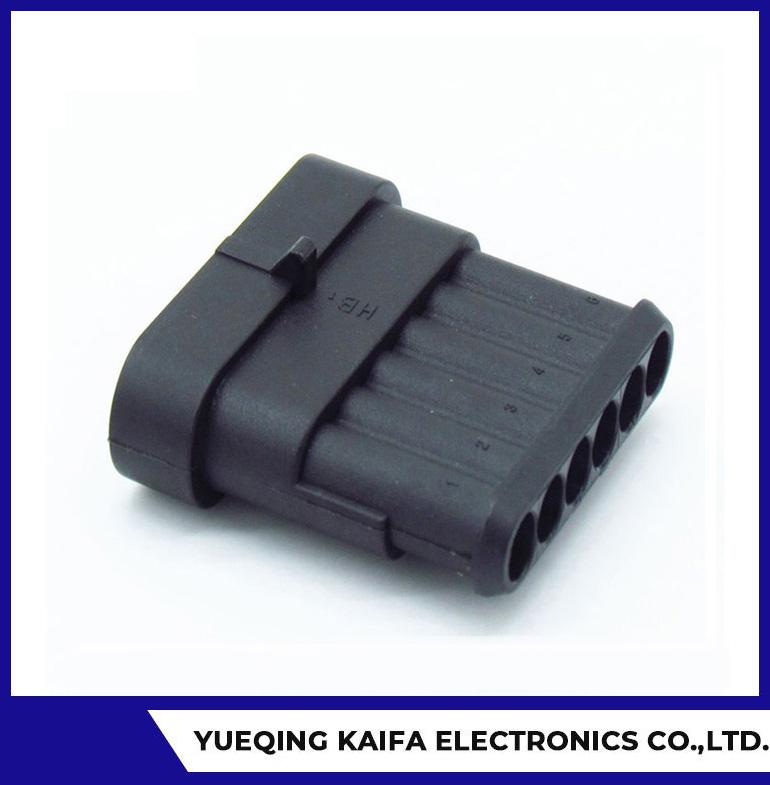 Sealed Waterproof Automotive Connector Plug