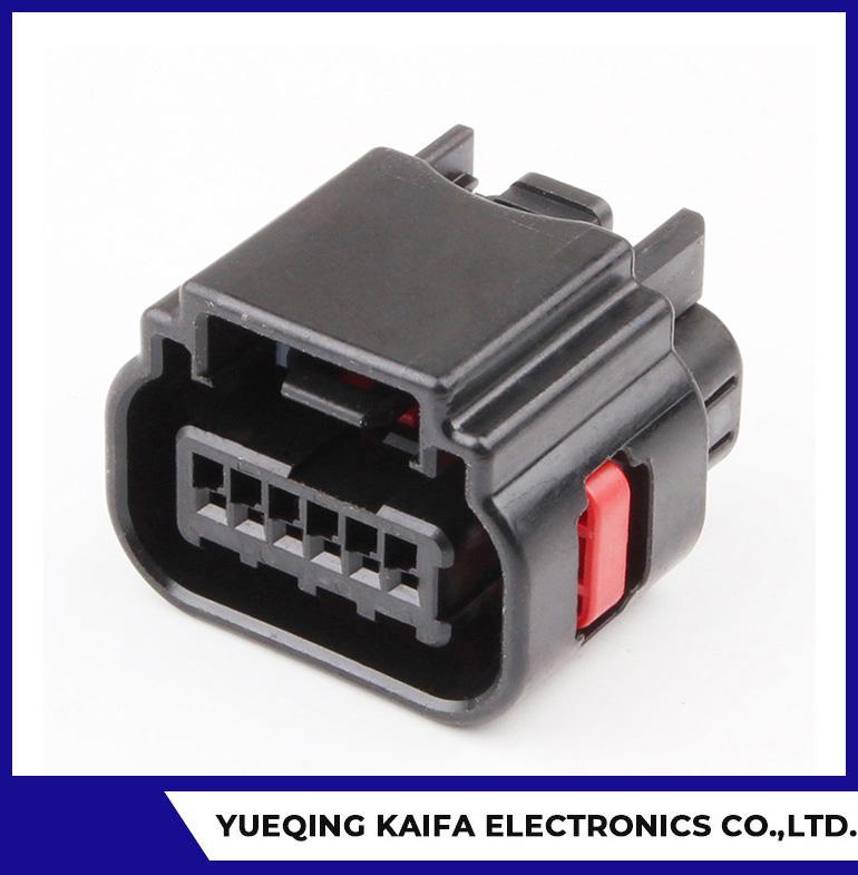 6 Way Automotive Connector Plug