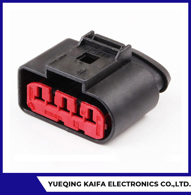 5 Pin Pin Wire Electric Connector Plug