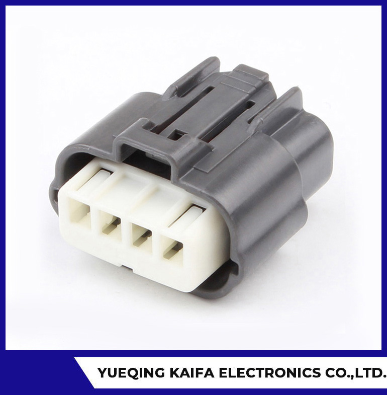 4 Pin Plastic Automotive Wire Connector