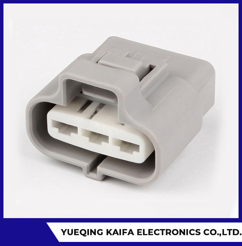 3 Pin Waterproof Female Automotive Connector