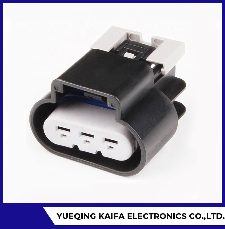 3 Way Electric Connector Plug For Car Motor