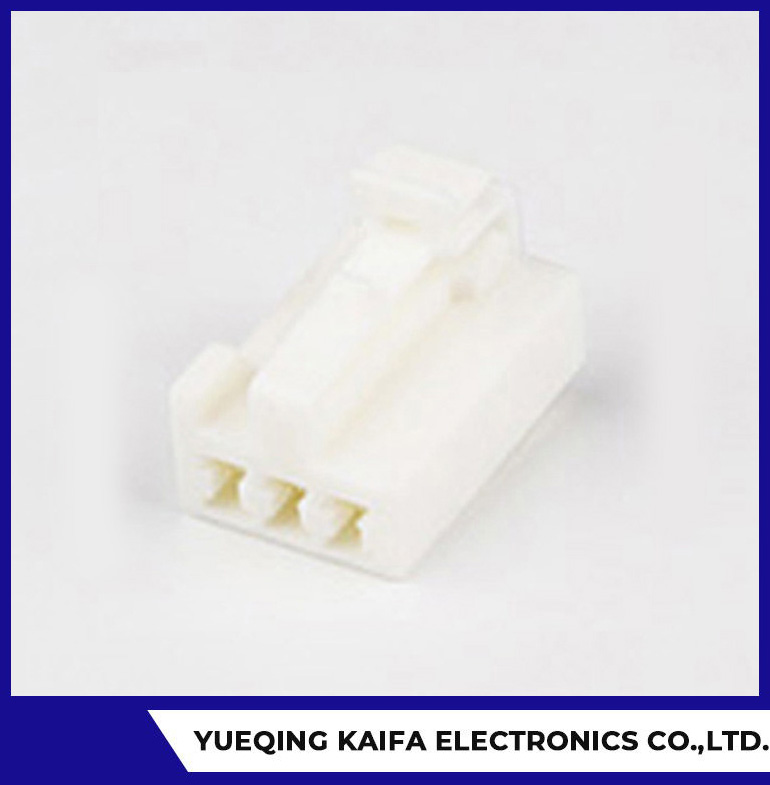 3 Pin Electrical Wire Automotive Connector Plug