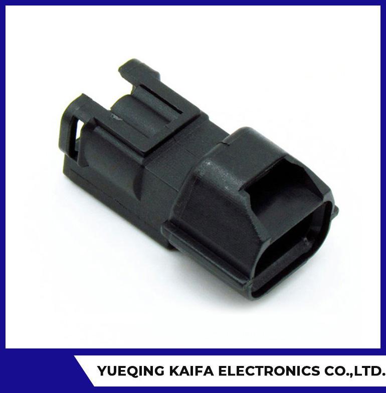 Conector de alambre automotriz de plástico de 3 vías