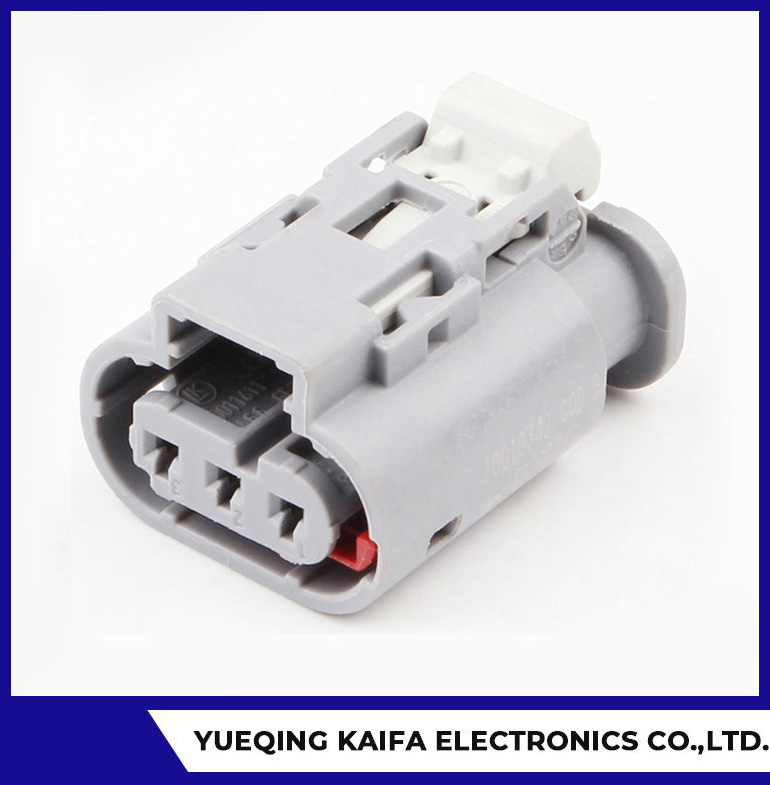 3 Pin AMP Housing Automotive Connector