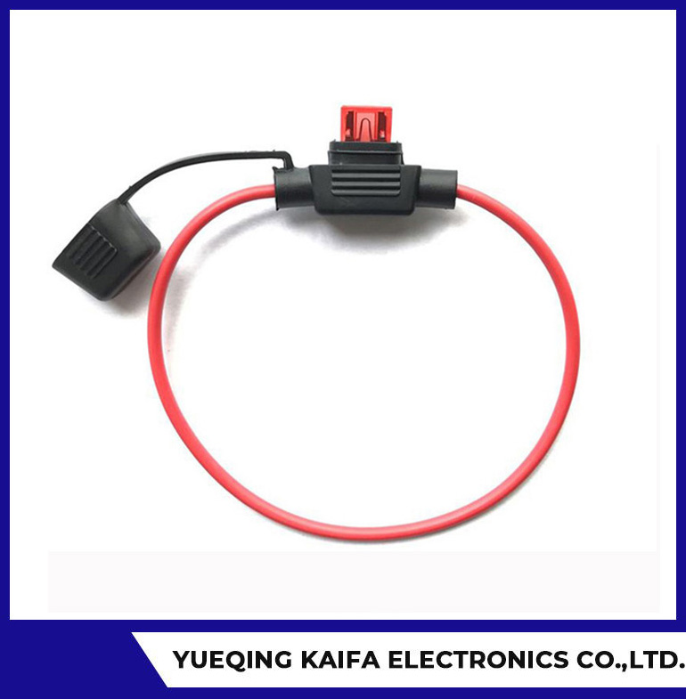 2 Pin Wire Cable Connector Plug
