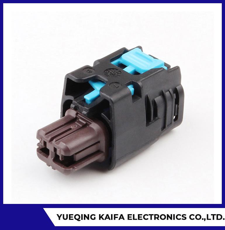 Conector Automático de 2 Vías de Especialidades Electrónicas