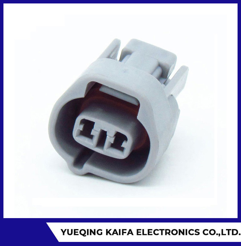 2 Pin Automotive Firewall Connector