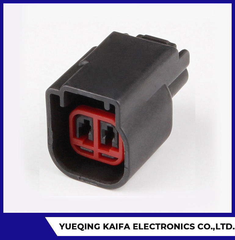 Njia 2 ya Waterproof Wire Electric Wire Connector Plug