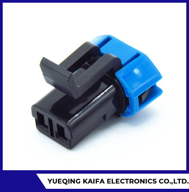 2 Pin Wire Cable Connector