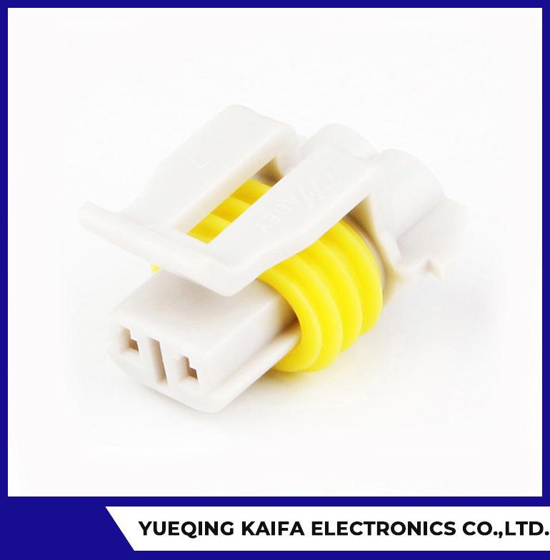 2 Pin Sealed Automotive Connector Plug